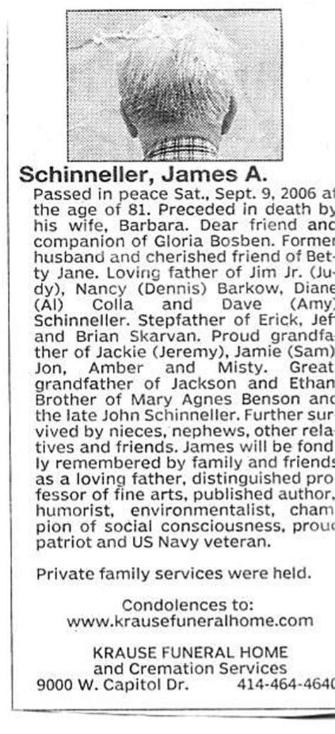 Obituary examples, sample obituary. Make it unique with