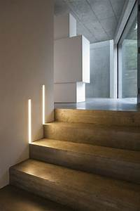 Lighting For Stairwell Allows The Staircase Incredibly