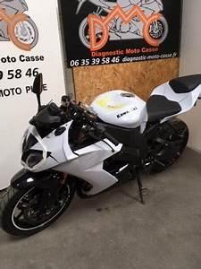 Kawasaki Saint Etienne : kawasaki zx10r 2008 pi ces d tach es diagnostic moto casse ~ Maxctalentgroup.com Avis de Voitures