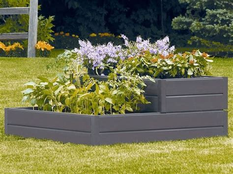 How To Build Tiered Raised Garden Beds Ebay