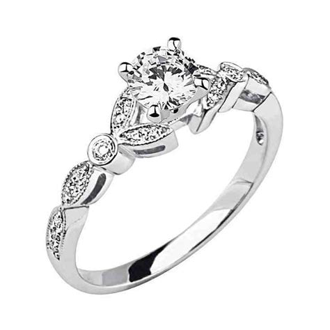 cheap diamond engagement rings for women wedding and bridal inspiration