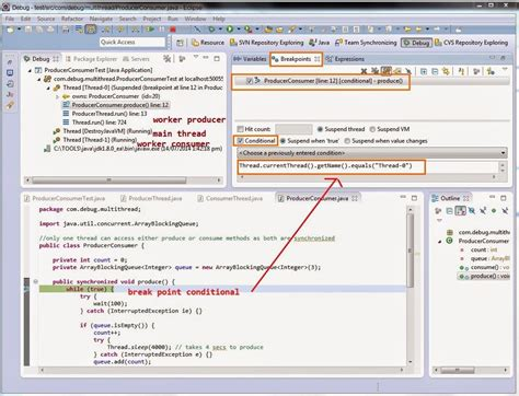 debugging java thread safety multi threading or