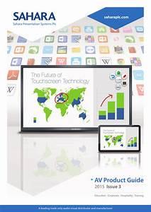 Av Product Guide