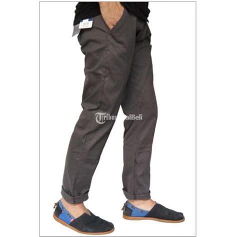 celana panjang pria topman bahan kain surabaya jawa timur dijual tribun jualbeli