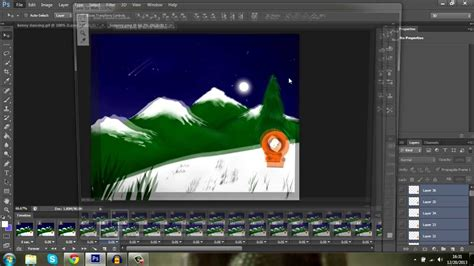 solid background   animation gif photoshop cs