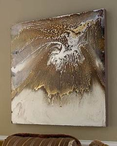 bering and james white gold abstract art traditional With what kind of paint to use on kitchen cabinets for modern abstract metal wall art