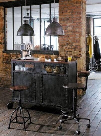 deco cuisine style industriel décoration cuisine style industriel