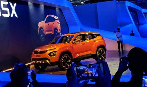 Tata H5x Suv Concept Unveiled; India