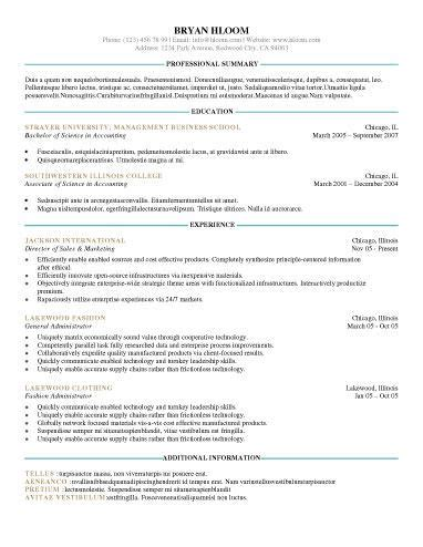Resume Template Qut by Out Of The Box Free Resume Template By Hloom