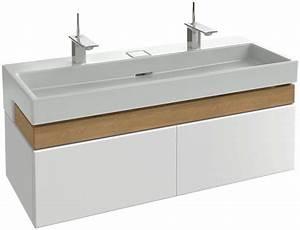 Meuble Vasque 120 : terrace meuble sous plan vasque 120 cm jacob delafon france ~ Nature-et-papiers.com Idées de Décoration