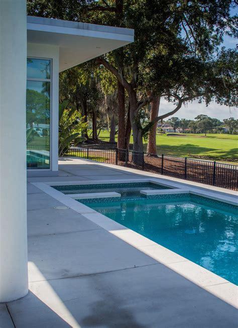 Modern — Sekas Custom Pools   Custom pools, Backyard ...
