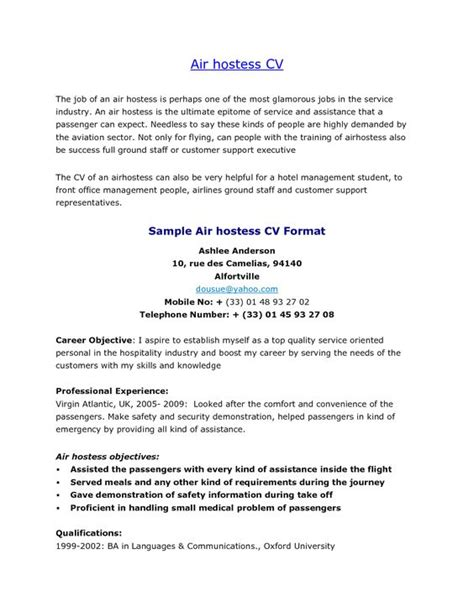 Resume For Airlines Ticketing by Sle Resume Aviation And Resume On
