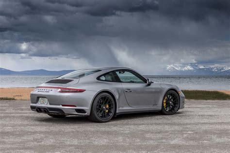2018 Porsche 911 Gts Review