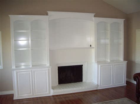 Built In Wall Units And Entertainment Centers  Joy Studio