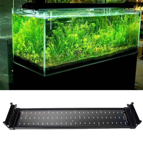 fish tank light 70cm extendable aquarium aqua fish tank smd led light l