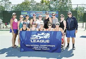 Women's team finishes 2nd at USTA League Adult 18 & Over 3 ...