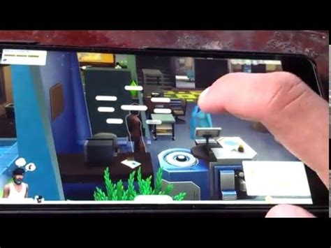 sims   android phone youtube