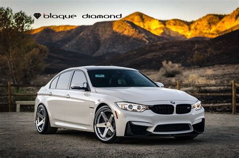 Blaque Diamond Wheels For Your Bmw