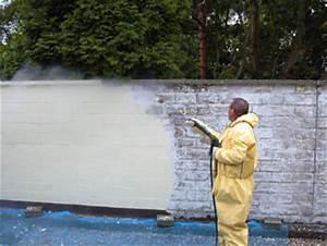 Farbe Von Beton Entfernen : entfernen von graffiti und farbe dampfstrahlen ~ Kayakingforconservation.com Haus und Dekorationen