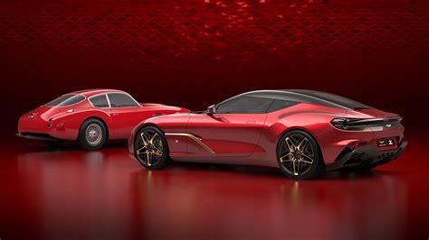 New Aston Martin DBS GT Zagato Celebrates 100 Years of the ...