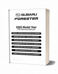 Subaru Forester 2005 Service Manual