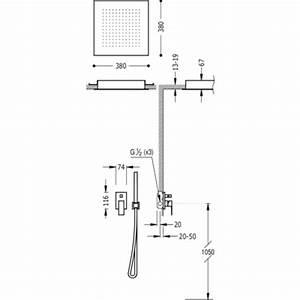 Fermeture De Douche : kit de douche encastr cuadro avec fermeture et ~ Edinachiropracticcenter.com Idées de Décoration