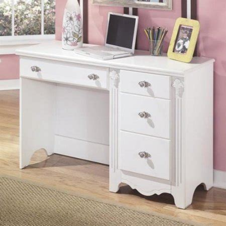 bedroom desk with drawers signature design by ashley furniture exquisite 4 drawer