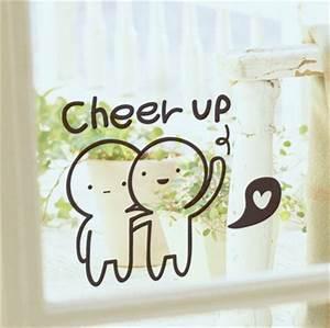 cheer up, cute, doodle, heart, kawaii - image #136795 on ...