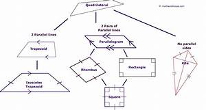 Quadrilateral Family Tree  Explore Rules Of Quadrilaterals  Their Angles And Sides  Great Idea