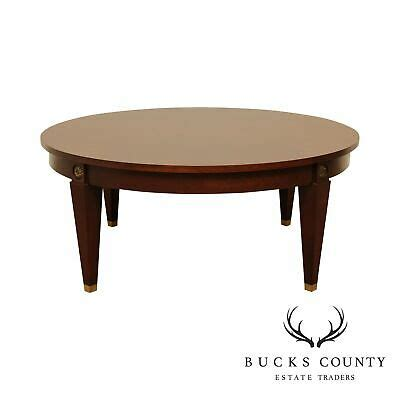 60 inch round glass top dining table. Ethan Allen Medallion Collection 40 inch Round Cherry ...