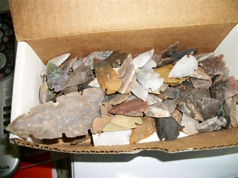 Real or Fake Arrowheads