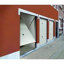 porte de garage basculante non debordante sans rail motif With porte de garage basculante sans rail
