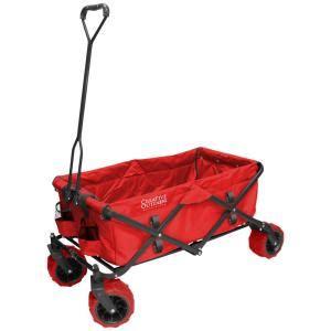 depot wagon creative outdoor 7 cu ft folding garden wagon carts in Home