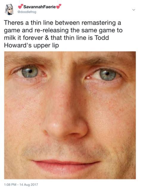 Todd Howard Memes - todd howard memes tumblr