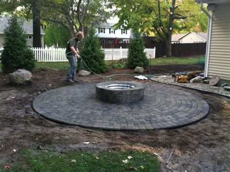 Paver Patio With Firepit  Clearbrook Landscaping And Lawncare. Patio Furniture Stores In North York. Building Patio Table. Patio Furniture For Uneven Surfaces. Installing Patio Pavers Walkway. Bistro&spanish Le Patio. Www.el Patio De Rialto. Build The Patio. Paver Patio Designs And Cost