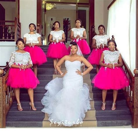 bridesmaid traditional dresses south africa wedding