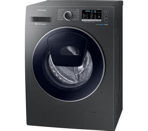 Buy SAMSUNG AddWash WW80K5410UX Washing Machine   Graphite