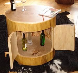 Fass Als Tisch : baumstamm fass baumscheiben tisch oder baumstamm tisch kaufen ~ Sanjose-hotels-ca.com Haus und Dekorationen