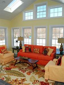 Modern furniture 2012 living room design styles from hgtv for Country style living rooms