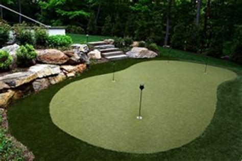 Cost Of Backyard Putting Green - how much does it cost to build a putting green in your