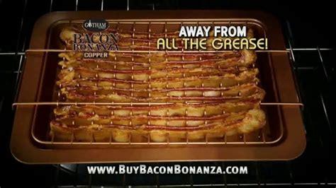 gotham steel bacon bonanza tv commercial  bacon   chefs knife ispottv