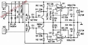 Tda7294 Power Amplifier Circuit Diagram
