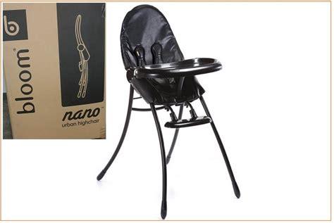 chaise haute nano bloom rappel de chaises hautes pour bébé nano de marque bloom