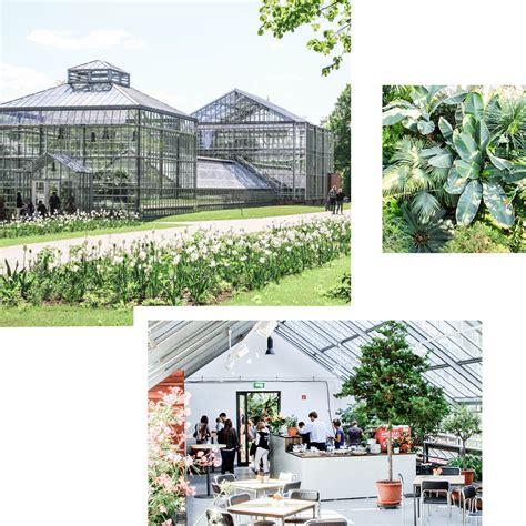 Botanischer Volkspark Pankow Cafe Mint by Botanischer Volkspark Pankow Escape To An Oasis