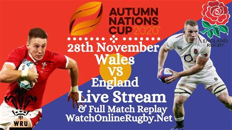 Watch Online Rugby 2020 Live Streaming: Full Match Replays