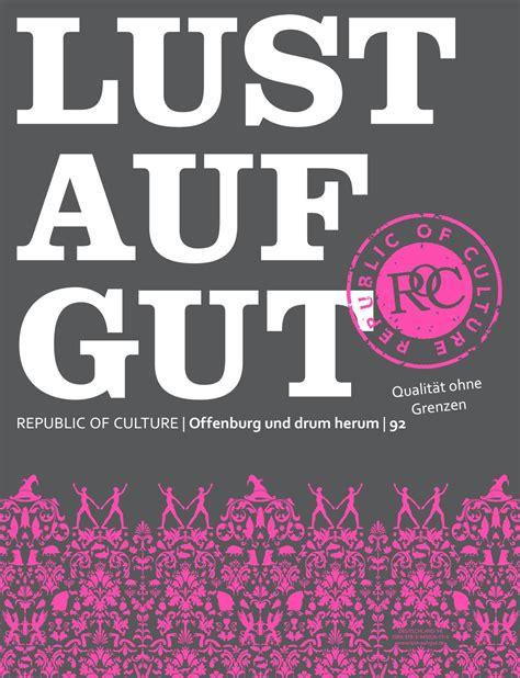 Lust Auf Gut  Offenburg Und Drum Herum 92 By Softloop