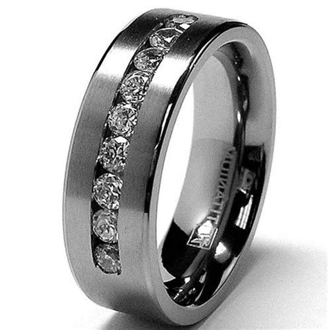 black mens wedding bands 1000 ideas about mens wedding bands on wedding bands wedding bands