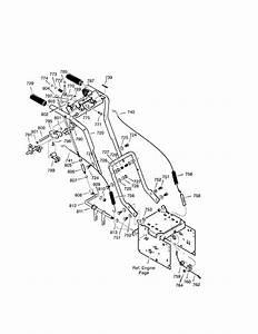 Craftsman 536881112 Gas Snowblower Parts