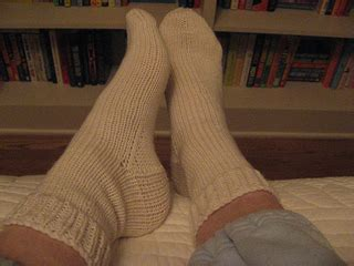 ravelry basic sock   circular needles pattern
