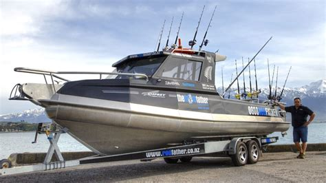 Fishing Boat Charters Nz by Our Charters Fishing Charters Kaikoura New Zealand